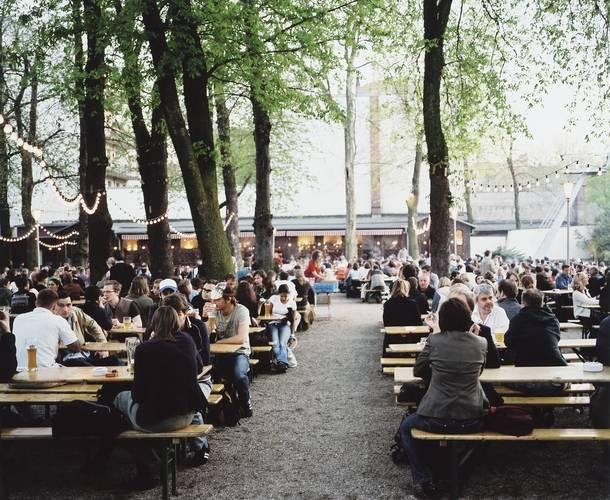 Top10 List: Beer Gardens | top10berlin