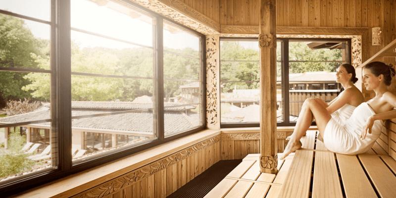 Berlin Hotel Sauna