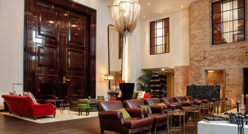 Top10 liste designhotels top10berlin for Top 10 design hotels