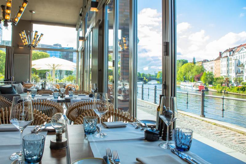 Top10 Liste: Schicke Restaurants am Wasser | top10berlin