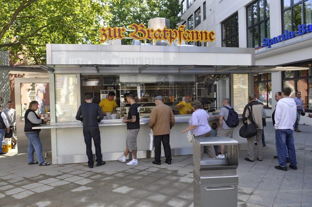 Berlin Cafe Wasser