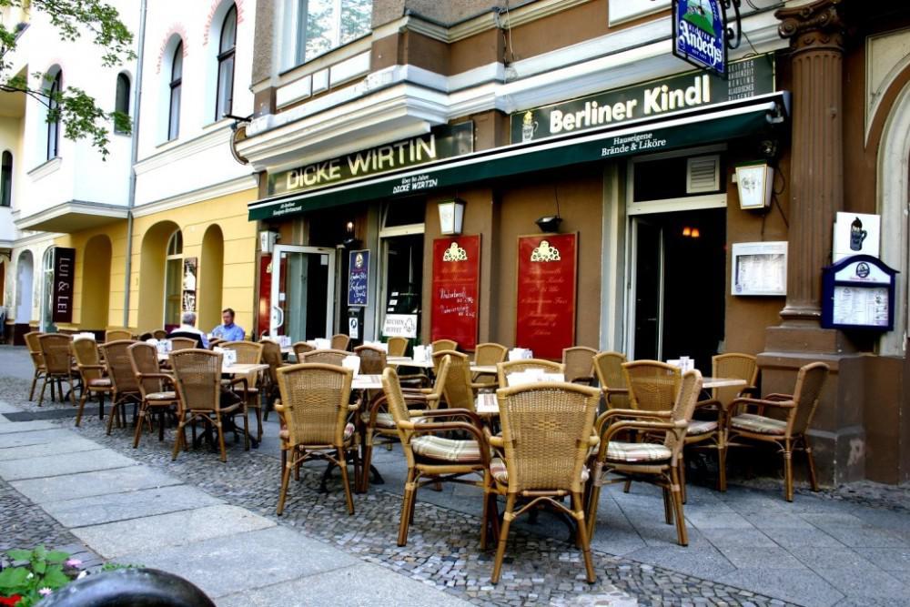 Berliner Restaurant - DICKE WIRTIN | top10berlin