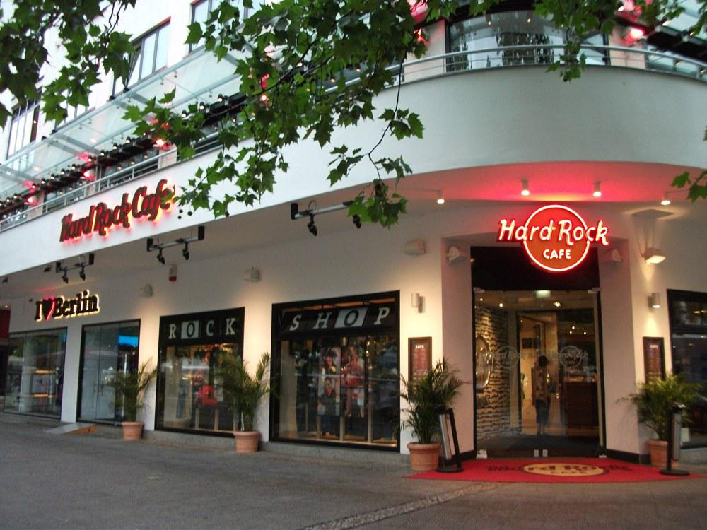 American Diner Hard Rock Café Top10berlin