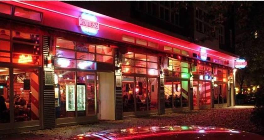 American Diner Route 66 Diner Top10berlin