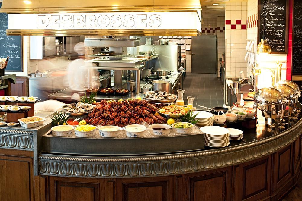 Brasserie Desbrosses Besonderer Brunch Top10berlin