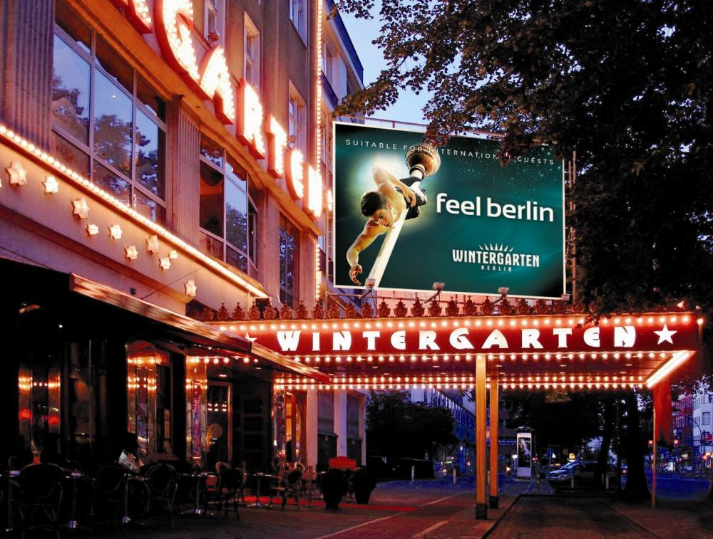 Wintergarten Varieté Musicals Und Shows Top10berlin