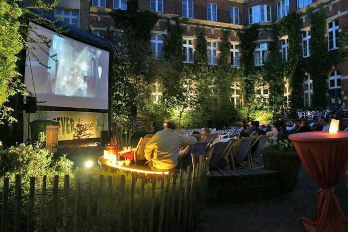 open air kino spandau