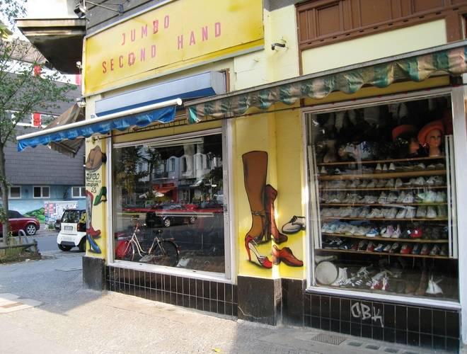 Jumbo Second Hand Besondere Schuhläden | top10berlin