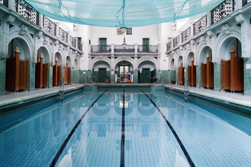 Baerwaldbad Schwimmb 228 Der Top10berlin