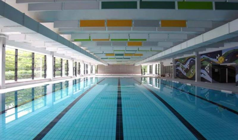 Schwimmhalle Fischerinsel Swimming Pools Top10berlin