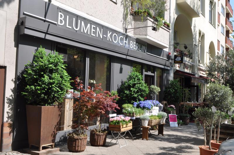Blumen Koch Berlin Blumenladen Top10berlin