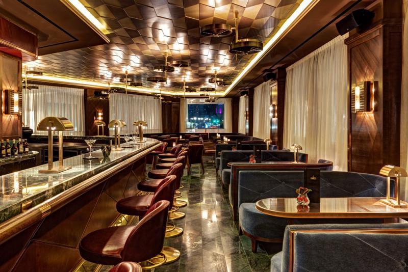 Grand Cafe Astoria Happy Hour