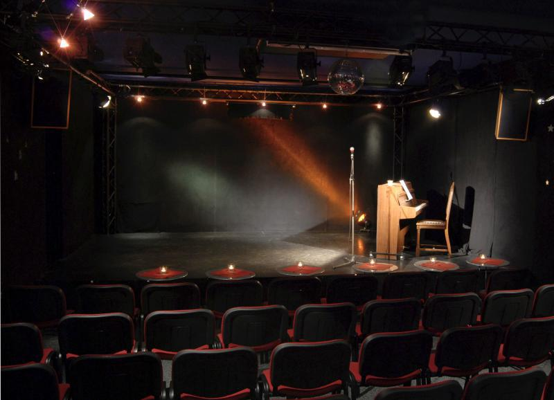 Alte Kantine in der Kulturbrauerei - Improtheater | top10berlin