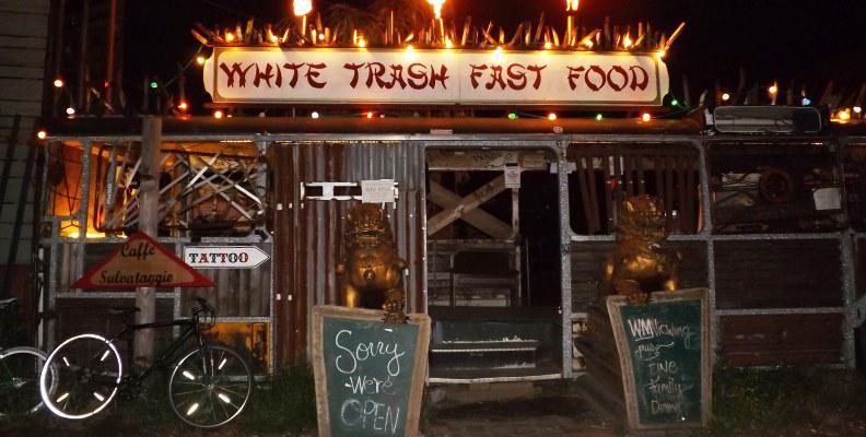 White Trash Fast Food Burger Top10berlin