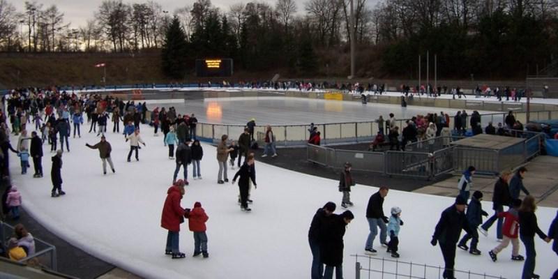 Horst Dohm Eisstadion Wilmersdorf - Eisbahnen | top10berlin