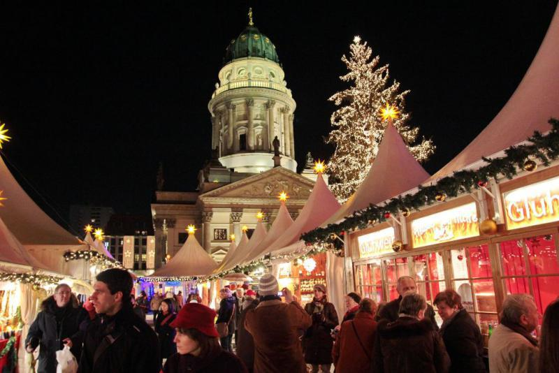 Christmas Enchantment At Gendarmenmarkt Christmas