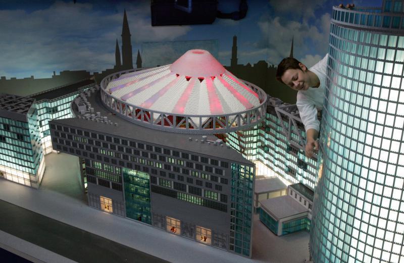 Legoland Discovery Centre Indoor Activities For Children