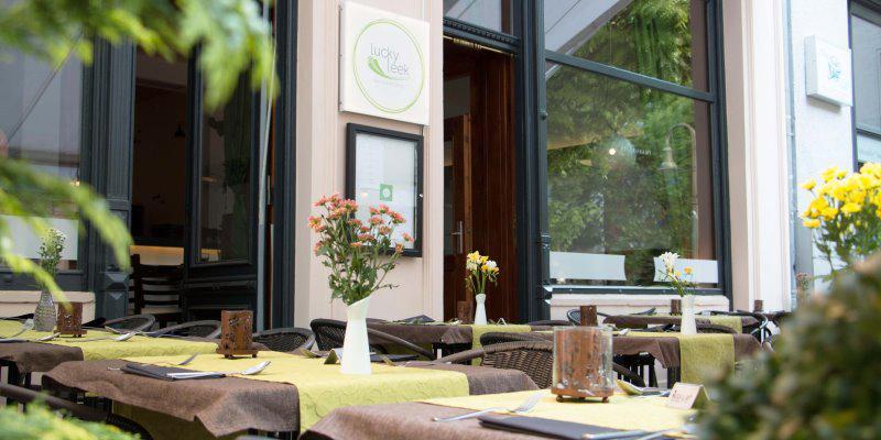 lucky leek vegane und vegetarische restaurants top10berlin. Black Bedroom Furniture Sets. Home Design Ideas