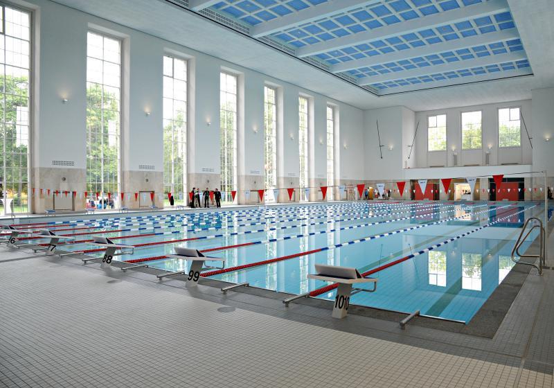 Schwimmhalle Finckensteinallee Schwimmb Der Top10berlin
