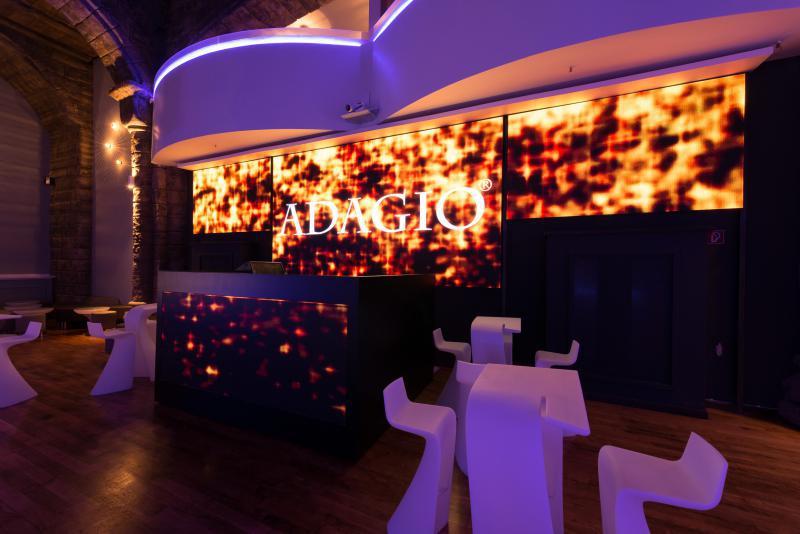 ADAGIO - New Year's Eve Parties   top10berlin