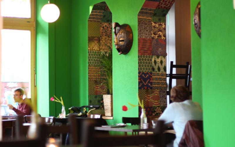 Pan Africa Restaurant Restaurants Mit Afrikanischer Kuche
