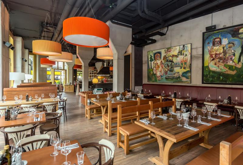 Top10 Liste Restaurants Für Business Lunch Und Geschäftsessen
