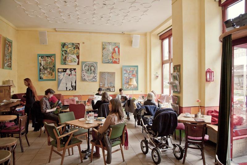Cafe Berlin Besonders