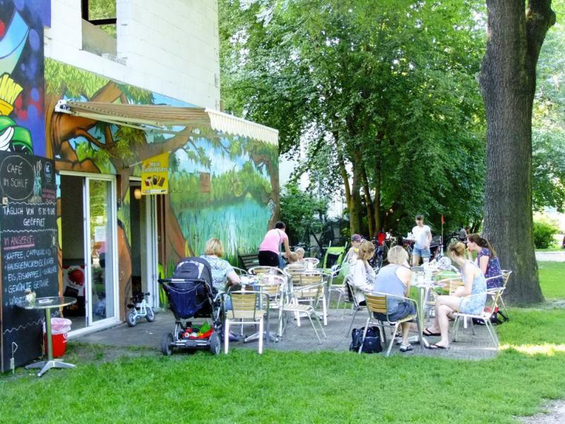 Top10 Liste Kinderfreundliche Restaurants Und Cafés Mit Spielplatz