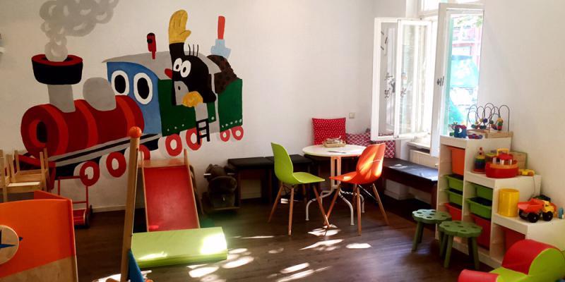 schnattertinchen kindercaf s top10berlin. Black Bedroom Furniture Sets. Home Design Ideas