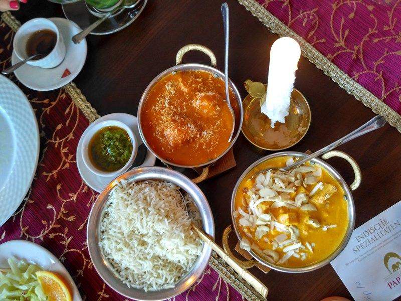 Papadam Indian Restaurants Top10berlin