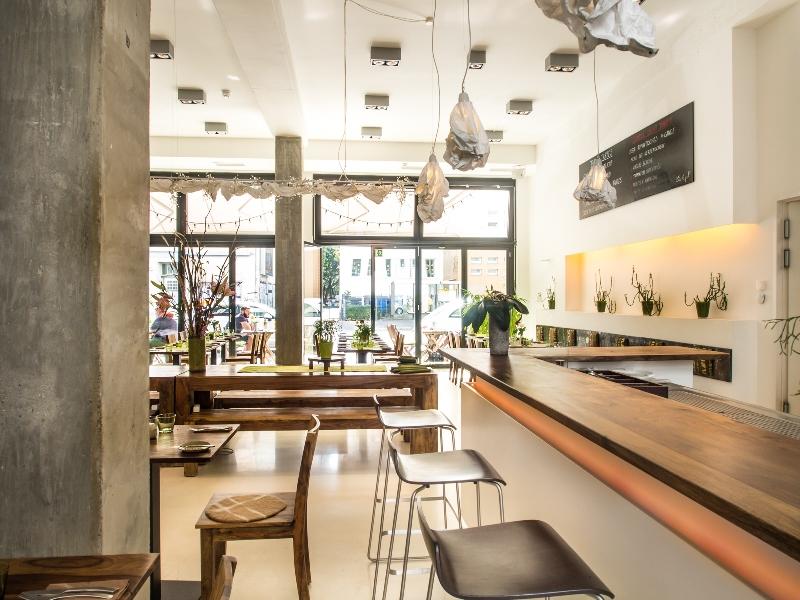 bistro bardot vegane und vegetarische restaurants top10berlin. Black Bedroom Furniture Sets. Home Design Ideas