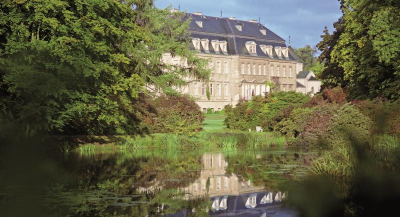 Schloss gau ig schlosshotel mit wellness in sachsen for Trendige hotels in berlin