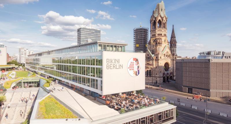 Bikini Berlin Shopping Centre Top10berlin