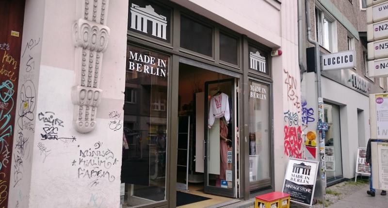 Made in Berlin - Second Hand Shops | top10berlin