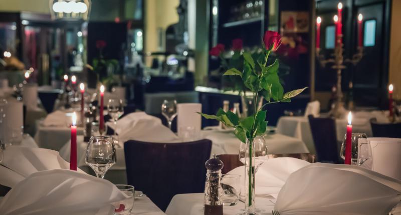 Valentinsmenu Im Ganymed Valentintag Im Restaurant Top10berlin