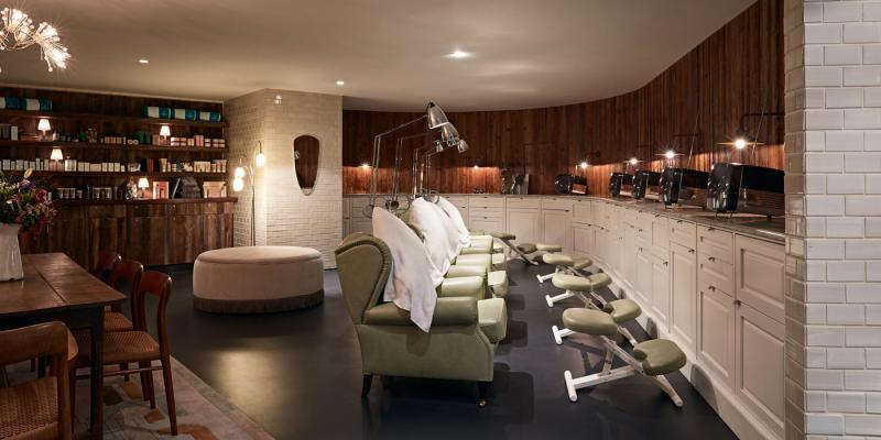 Cowshed Spa Im Soho House Wellness Hotel Spas Top10berlin