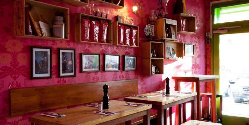 Foto: Restaurant Sissi Berlin