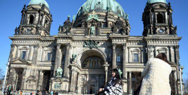 Sehenswürdigkeit Berliner Dom Top10berlin