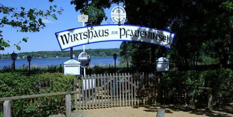 Foto: Wirtshaus zur Pfaueninsel