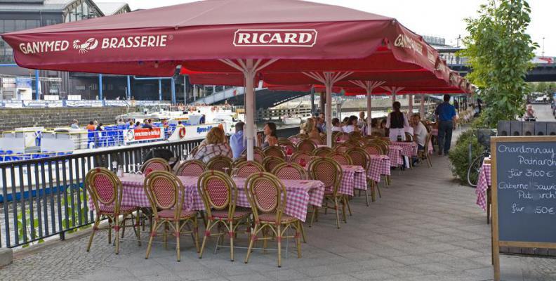 Foto: Ganymed Brasserie | Michael Arndt