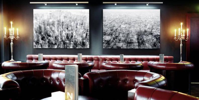Fotos: Newton Bar   Michael Najjar, Sandra Bergemann