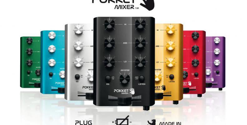 Foto: Pokket Mixer