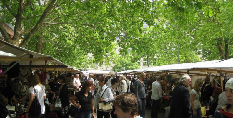 Foto: Art Market and Jumble Sale Fehrbelliner Platz | Burdack Märkte