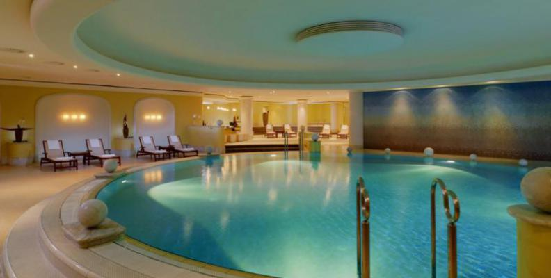 Westin spa fitnesslounge wellness hotel spas top10berlin for Top hotels in berlin