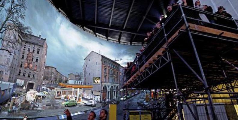 Foto: Asisi Panorama | Tom Schulze
