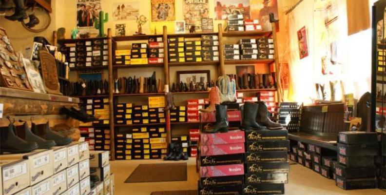 Foto: Saloon Boots