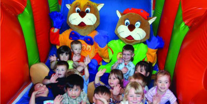 Foto: BIM & BOOM Kinderspielland