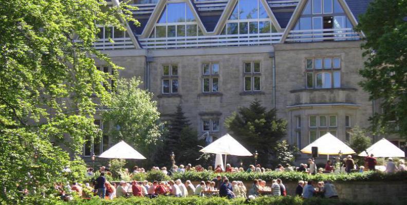 Foto: Brasserie im Park