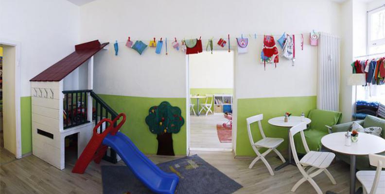Foto: Kindercafé Milchbart
