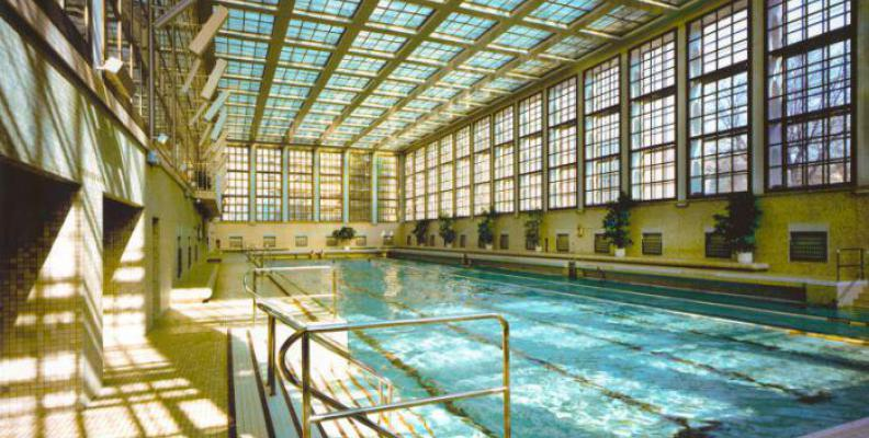 Stadtbad Mitte - Swimming Pools | top10berlin